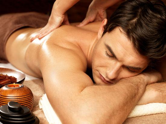 Aromatherapie Massage